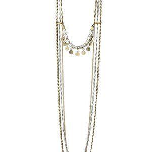 Jenny Bird Oria Collar Necklace and Dust Bag